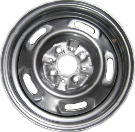 Дорожная Карта ВАЗ 2103-2107 5x13 4x98 ET29 DIA60.5 Silver (Серебро)
