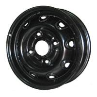 Евродиск 21E45C 4x12 4x114.3 ET45 DIA60.1 Black