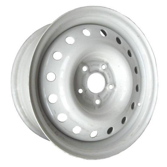 Кременчуг 3102 ГАЗ 3102, ГАЗ 24-10  5.5x14 5x139.7 ET6 DIA110.1 White