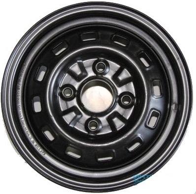 Кременчуг Daewoo 4.5x13 4x114.3 ET45 DIA69.3 Black