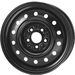 Кременчуг Opel Vectra 6x15 5x110 ET49 DIA65,1 (black)