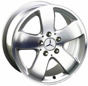 Aitl 343 6,5x16 6x130 ET50 DIA84,1 (silver)