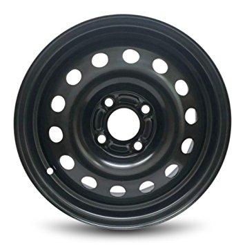 ALST (KFZ) 3995 Chevrolet/Daewoo 5x13 4x100 ET49 DIA56,1 (black)