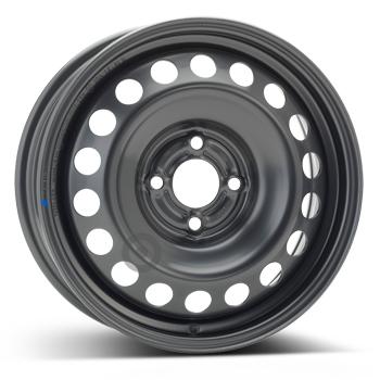 ALST (KFZ) 7500 Volkswagen 6x14 4x100 ET45 DIA57,1 (black)