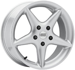 Artec M 5,5x13 4x108 ET38 DIA72,6 (silver)