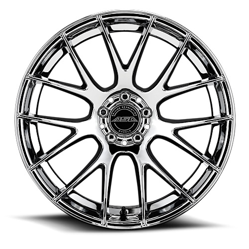 ASA GT5 8,5x20 5x120 ET32 DIA79,5 (chrome)