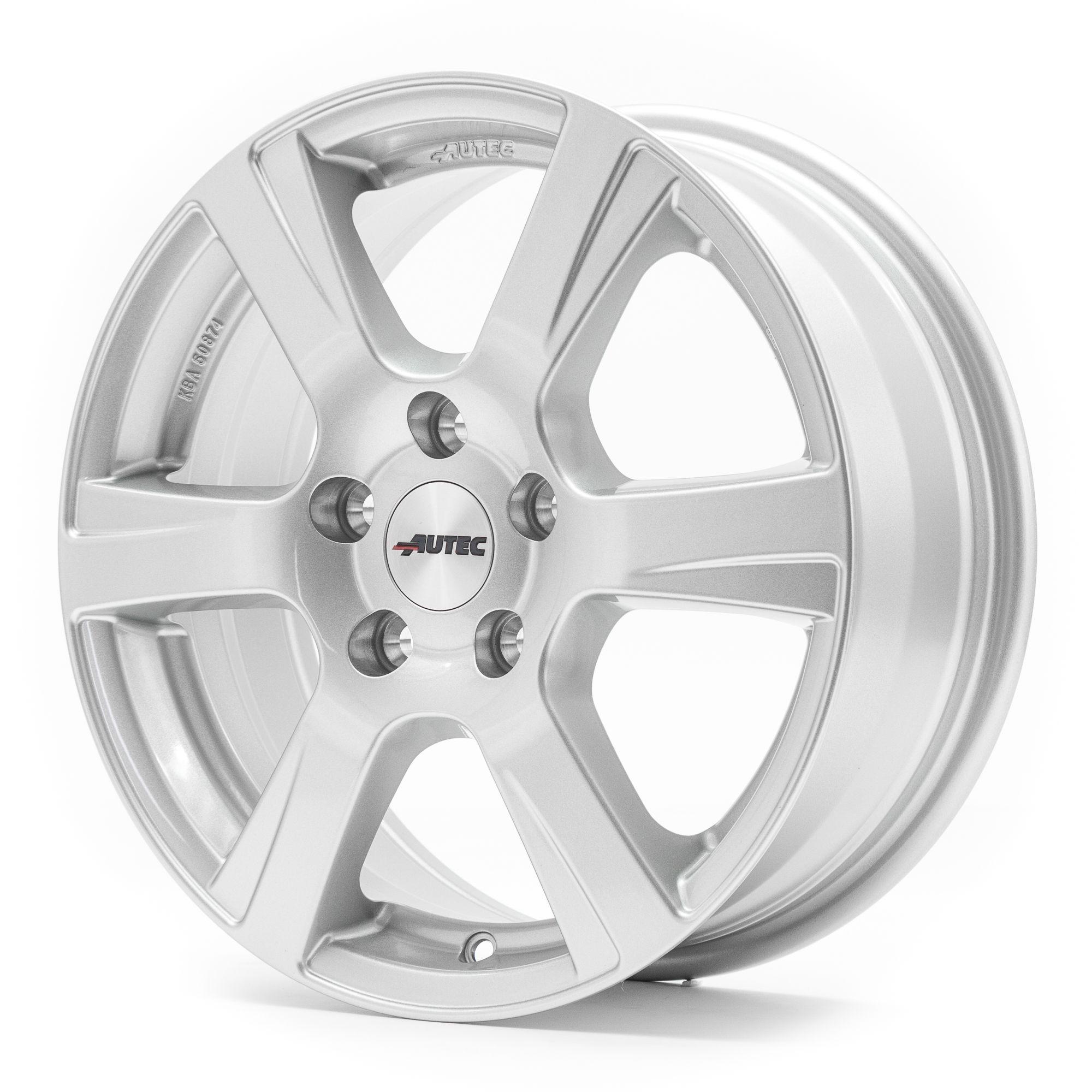Autec Polaric 6x15 5x114,3 ET39 DIA60,1 (brilliant silver)