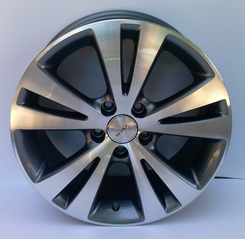 Avus F334 7,5x17 5x112 ET47 DIA57,1 (anthracite polished)