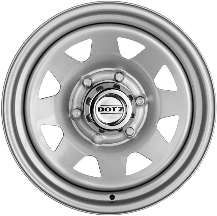 Dotz Dakar 7x15 6x139,7 ET12