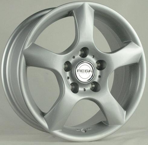 Futek NF-185 6x14 4x114,3 ET42 DIA67,1 (silver)