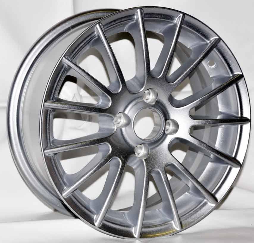 Futek NF-257 6,5x15 4x100 ET40 DIA67,1 (silver)