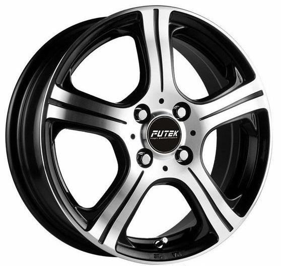 Futek NF-325 5,5x14 4x100 ET45 DIA67,1 (MB)