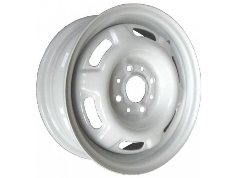 Jantsa Сталь 5.5x16 6x205 ET126 DIA161 Silver (Серебро)