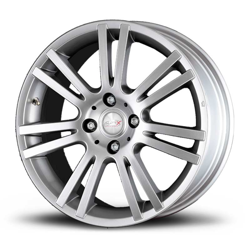 Mak Fiorano 8x18 5x120 ET15 DIA74,1 (silver)