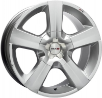 Mak X-Force 9x18 6x139,7 ET40 DIA67,1 (silver)
