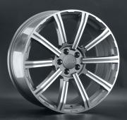 Replay Audi (A164) 9x20 5x112 ET33 DIA66.6 Gun metal full polish (Темно-серый с полированным ободом)