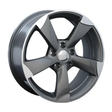 Replay Audi (A56) 7,5x17 5x112 ET45 DIA66,6 (BKF)