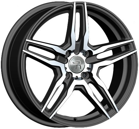 Replay BMW (B175) 7,5x17 5x120 ET37 DIA72,6 (BKF)