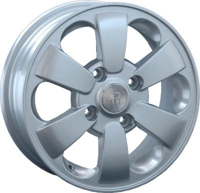 Replay Chevrolet (GN32) 5.5x14 4x114.3 ET44 DIA56.6 Silver (Серебро)