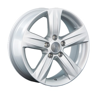Replay Chevrolet (GN47) 6x15 5x105 ET39 DIA56,6 (silver)