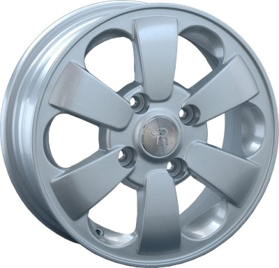 Replay Daewoo (DW4) 5,5x14 4x100 ET49 DIA56,6 (silver)