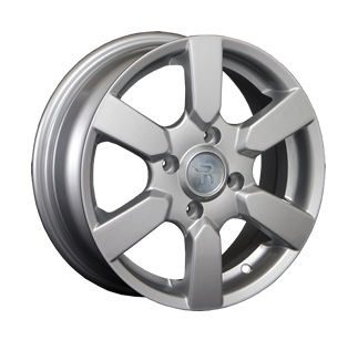 Replay Nissan (NS30) 6x15 4x114,3 ET45 DIA66,1 (silver)