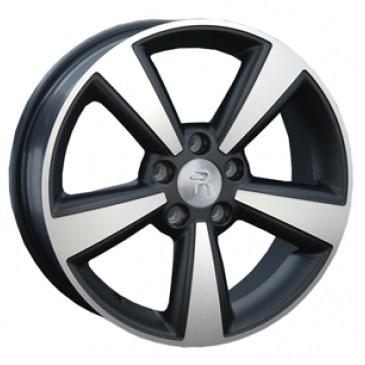 Replay Nissan (NS38) 6,5x16 5x114,3 ET40 DIA66,1 (GMF)