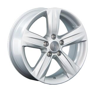 Replay Opel (OPL11) 6x15 5x105 ET39 DIA56,6 (silver)