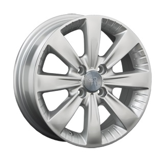 Replay Renault (RN16) 5,5x14 4x100 ET43 DIA60,1 (silver)