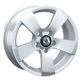 Replay Skoda (SK6) 6x14 5x100 ET38 DIA57.1 Silver (Серебро)