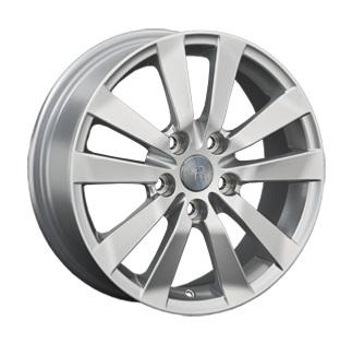 Replay Toyota (TY46) 6x15 5x100 ET45 DIA54,1 (silver)