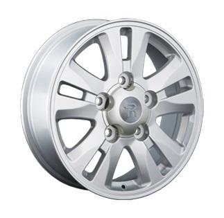 Replay Toyota (TY55) 8x16 5x150 ET20 DIA110,1 (silver)