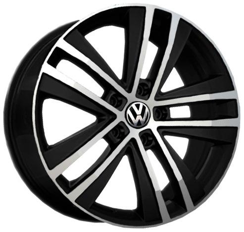 Replay Volkswagen (VV44) 7,5x17 5x112 ET47 DIA57,1 (BKF)