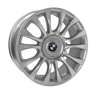 Replica BMW (B839) 9,5x19 5x120 ET35 DIA72,6 (silver)