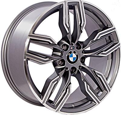 Replica BMW (BK5181) 8,5x20 5x112 ET25 DIA66,6 (GP)