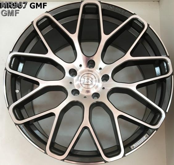 Replica Mercedes (MR967) 10x22 5x130 ET48 DIA84,1 (GMF)