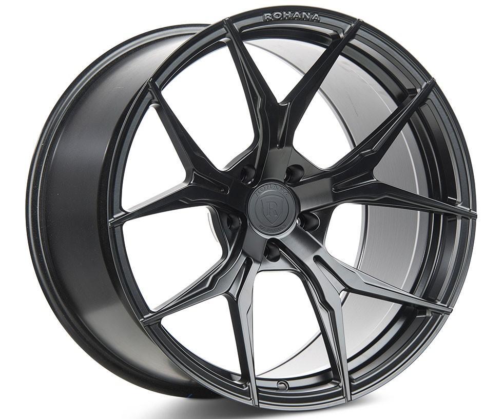 Rohana RFX5 9x20 5x120 ET35 DIA (titanium)