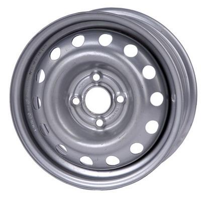 Steel ВАЗ 5x13 4x98 ET40 DIA58,6 (silver)
