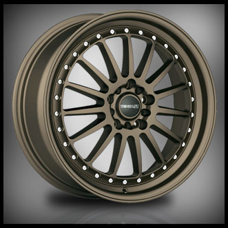 Tenzo Turismo 7,5x18 5x112/114,3 ET42 DIA73,1 (bronze)