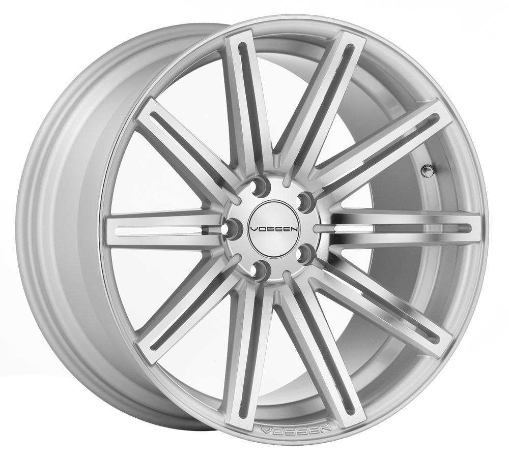 Vossen CV4 10,5x22 5x114,3 ET42 DIA73,1 (silver polished)