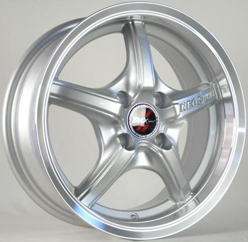 WRC 502 6x14 4x98 ET35 DIA58,6