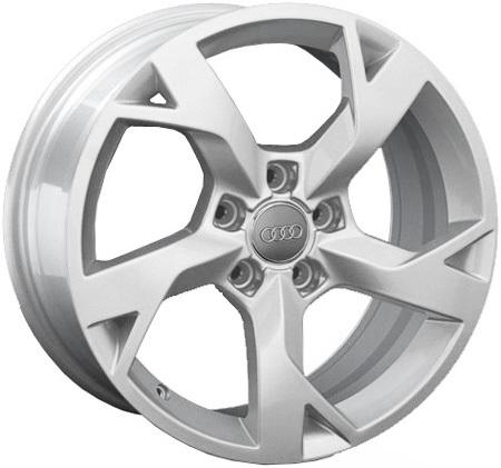 WSP Italy Audi (W548) 7,5x17 5x112 ET42 DIA57,1 (silver)