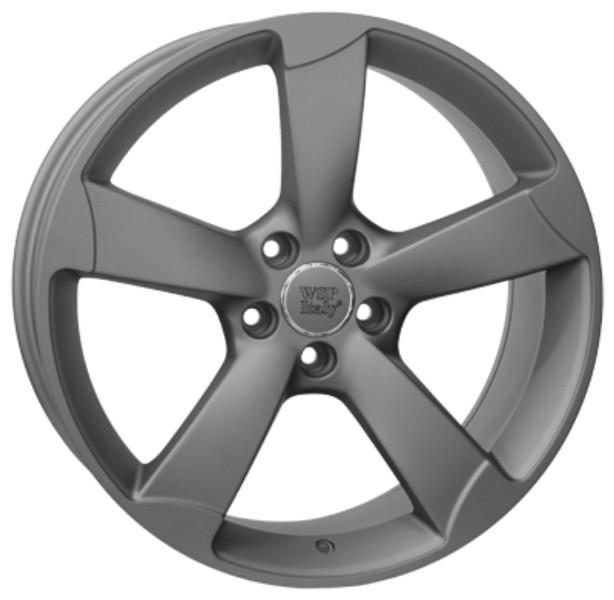 WSP Italy Audi (W567) Giasone 9x20 5x112 ET37 DIA66,6 (matt gun metal)
