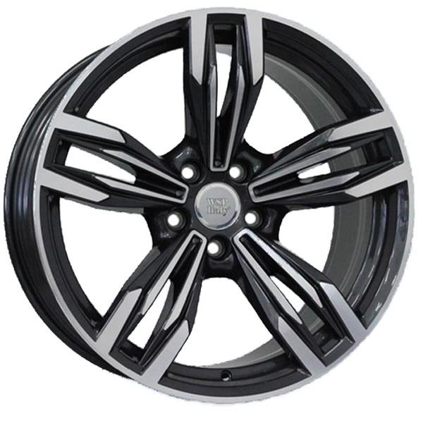WSP Italy BMW (W684) Orione 8x19 5x112 ET47 DIA66,6 (anthracite polished)