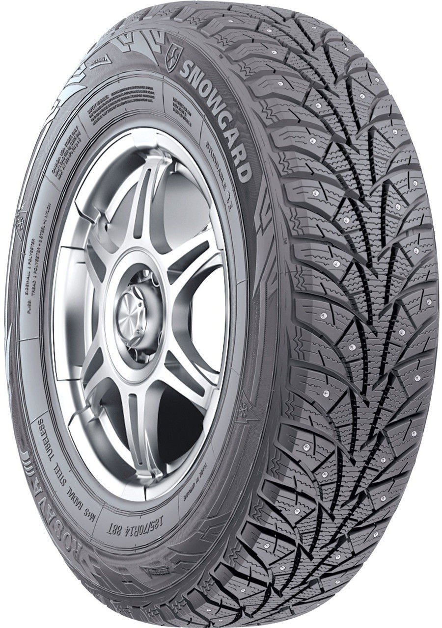 Росава Snowgard 215/65 R16 98T (шип)