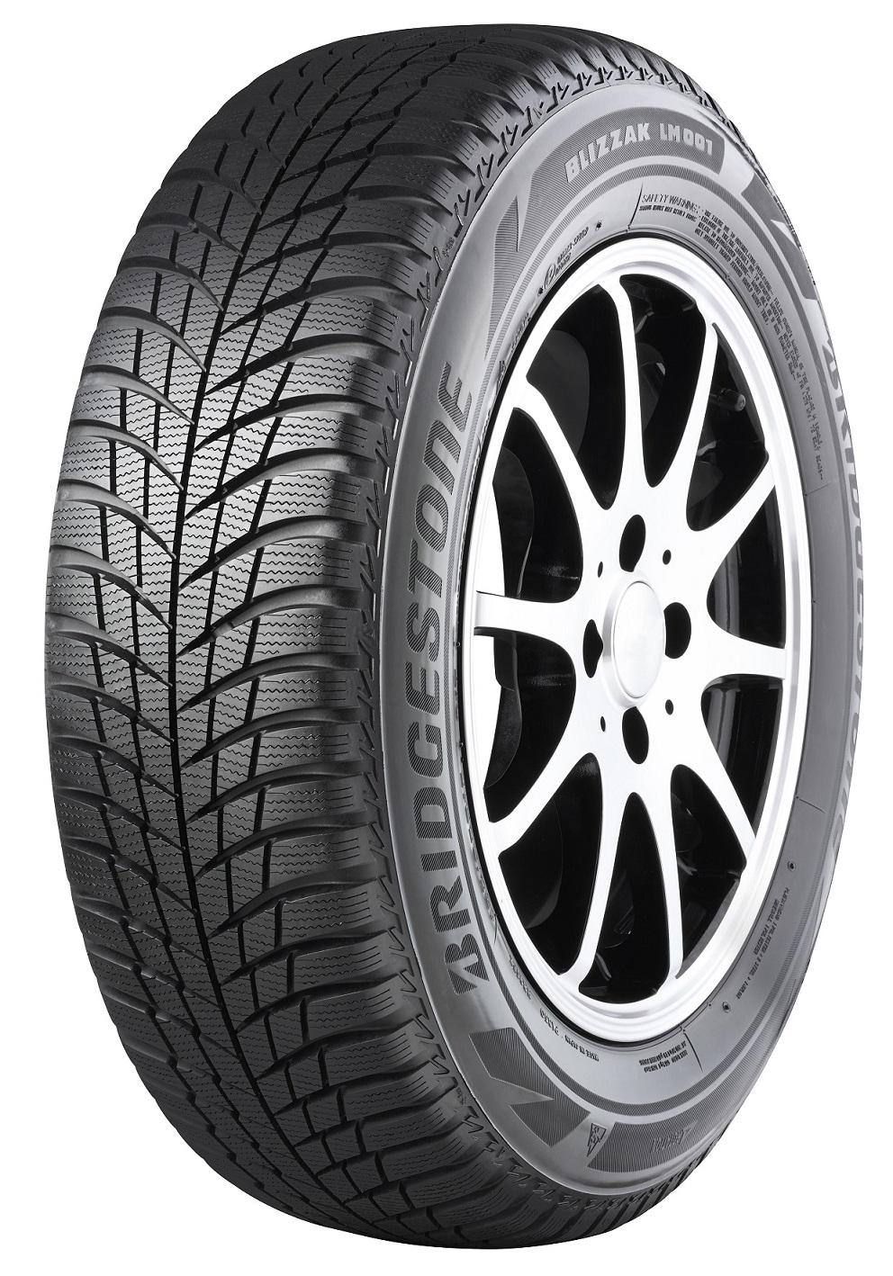 Bridgestone Blizzak LM-001 225/50 R17 94H RFT *