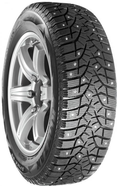 Bridgestone Blizzak Spike-02 205/60 R16 92T (шип)