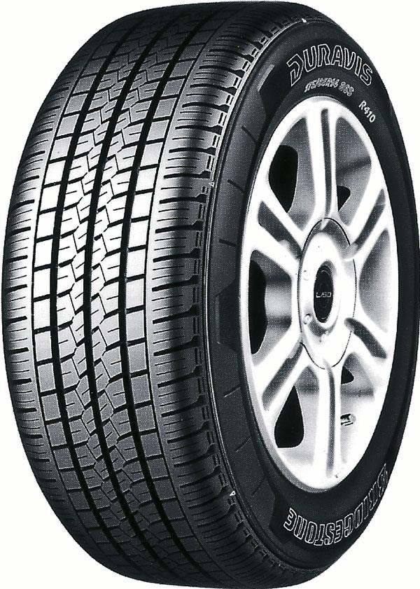 Bridgestone Duravis R410 165/70 R14 89/87R