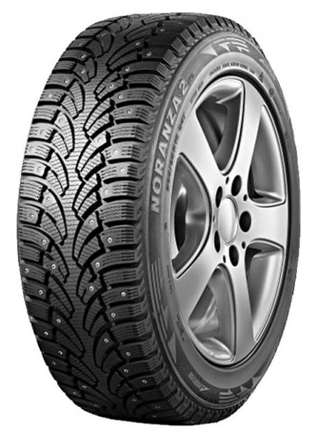 Bridgestone Noranza 2 Evo 185/65 R14 90T XL (шип)