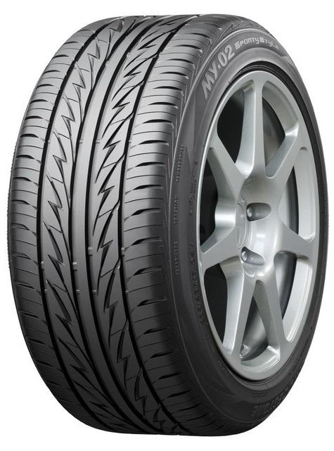 Bridgestone Sporty Style MY-02 195/65 R15 91V
